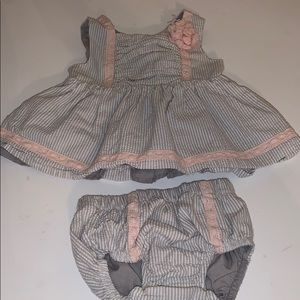 🎅🏻 Catherine Malandrino Mini 3/6 Dress
